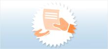 2. Schritt: Angaben mit dem Formular in einer Filiale Ihrer Raiffeisenbank Grimma eG abgeben